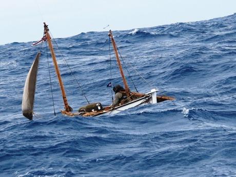 Emulando a Ernest Shackleton
