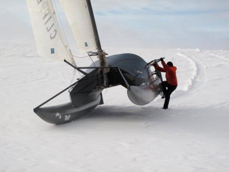 """Entrenando la """"navegación"""" de montaña"""